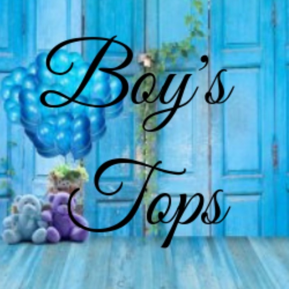 Other - Boy's Tops